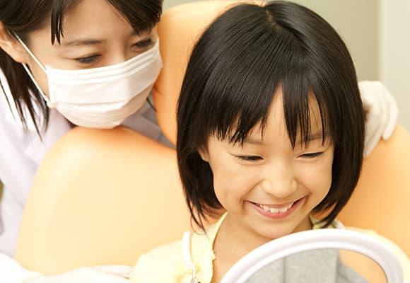 子どもの矯正治療